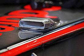 McLaren pioneered the F-duct