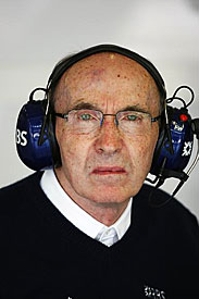 Frank Williams, Hungary, 2010