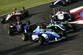 GP3 at Monza