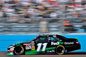 Denny Hamlin, 2010