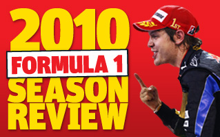 F1 2010 season review