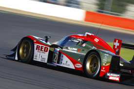 Rebellion Racing Lola