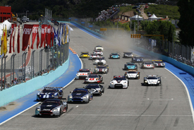 Hexis Aston leads away at San Luis