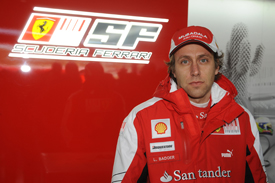 Luca Badoer
