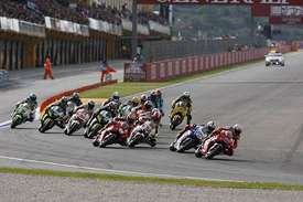Valencia MotoGP 2010