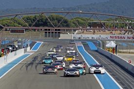 World GT1 at Paul Ricard in 2010