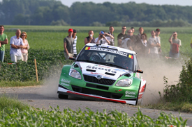 Juho Hanninen, Skoda, Ypres 2010