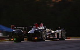 Level 5 LMPC car at Petit Le Mans