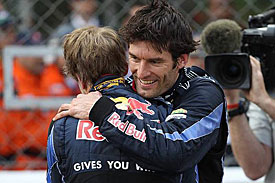 Mark Webber, 2010