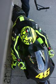 Valentino Rossi, Ducati, Valencia testing