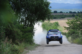 Carlos Sainz, VW, Dakar 2011