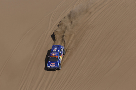 Nasser Al-Attiyah, VW, Dakar 2011