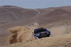 Carlos Sainz, Dakar Rally