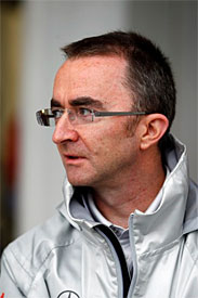 Paddy Lowe 