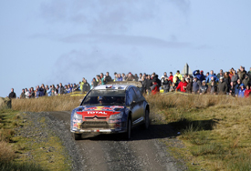 Sebastien Loeb, Citroen, Rally GB 2010