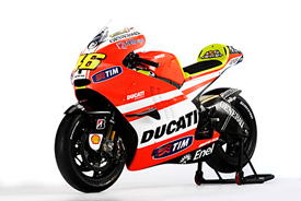 2011 Ducati