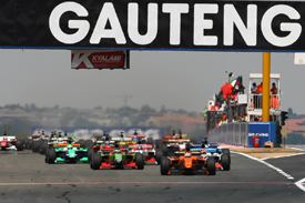 A1GP at Kyalami in 2009