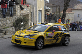 P-G Andersson, Proton, Monte Carlo 2011