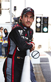 Timo Glock is hoping for big strides from Virgin in 2011