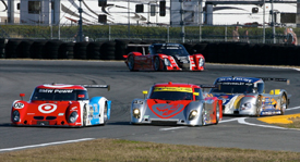 Daytona 24 Hours practice
