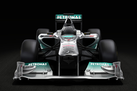 Mercedes W02