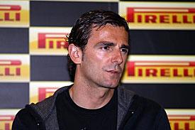 Pedro de la Rosa, Pirelli