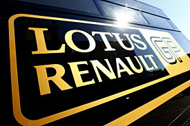 Lotus Group sponsors Renault in F1 in 2011