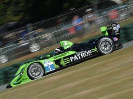 Highcroft HPD, Petit Le Mans 2011