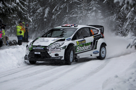 Mads Ostberg, Stobart Ford, Sweden 2011