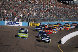 Phoenix NASCAR start 2010