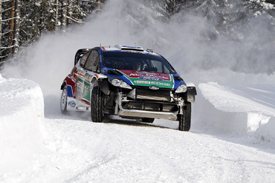 Jari-Matti Latvala, Ford, Sweden 2011
