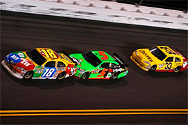 NASCAR reduces plate size for Daytona