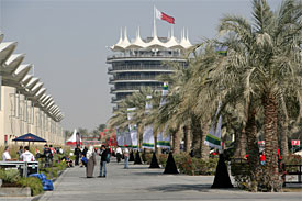 Bahrain GP2 race cancelled