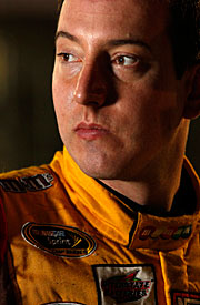 Kyle Busch admits he is yet to master the new style of drafting