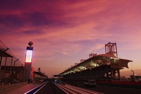 Sakhir circuit