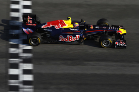 Mark Webber, Red Bull, Barcelona testing 2011