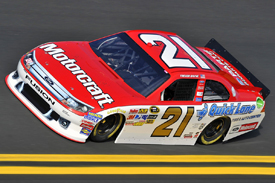Trevor Bayne, Wood Brothers Ford, Daytona 500
