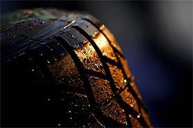 Pirelli wet tyre