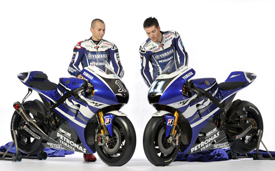 Yamaha unveiling 2011