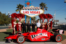 IndyCar Las Vegas announcement