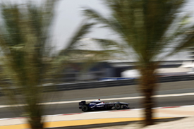 Rubens Barrichello, Williams, Bahrain 2010