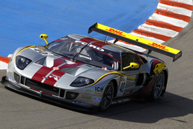 Marc VDS Ford, San Luis GT1 2010