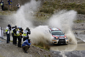 Armindo Araujo on the 2010 Rally GB