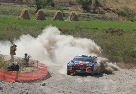 Sebastien Loeb, Citroen, Mexico 2011