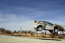 Ken Block, Monster Ford, Mexico 2011