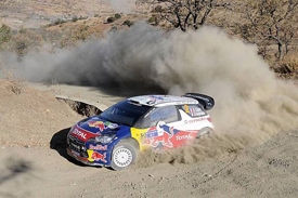 Sebastien Ogier, Citroen, Mexico 2011