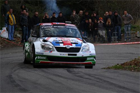 Andreas Mikkelsen, Skoda UK, Ronde de la Giraglia