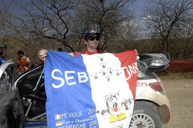 Sebastien Loeb wins in Mexico