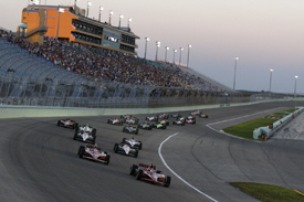 Homestead IndyCar 2010