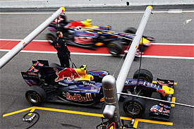 Two Red Bulls